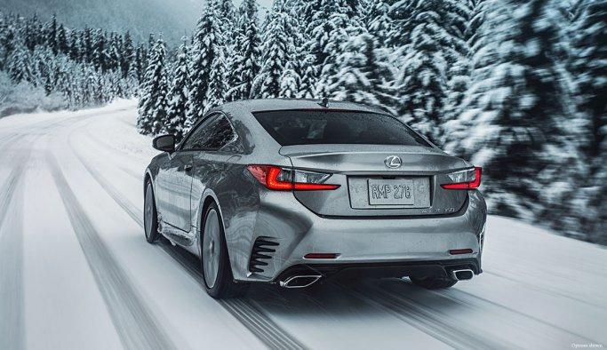 Lexus'un satışları yüzde 5 arttı