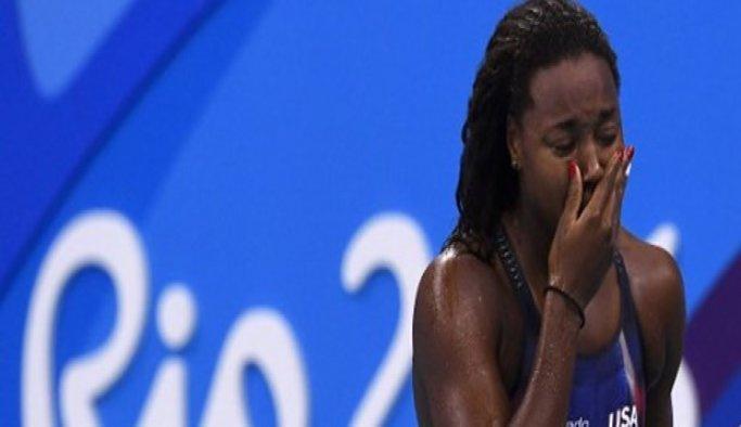Madalya kazanan ilk Afro-Amerikalı sporcu