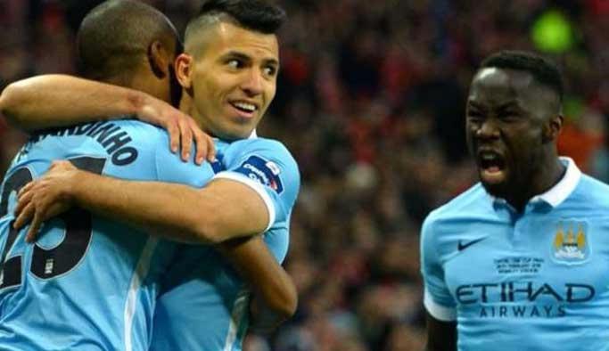 Manchester City, ilk maçında 5-0 lık galibiyet