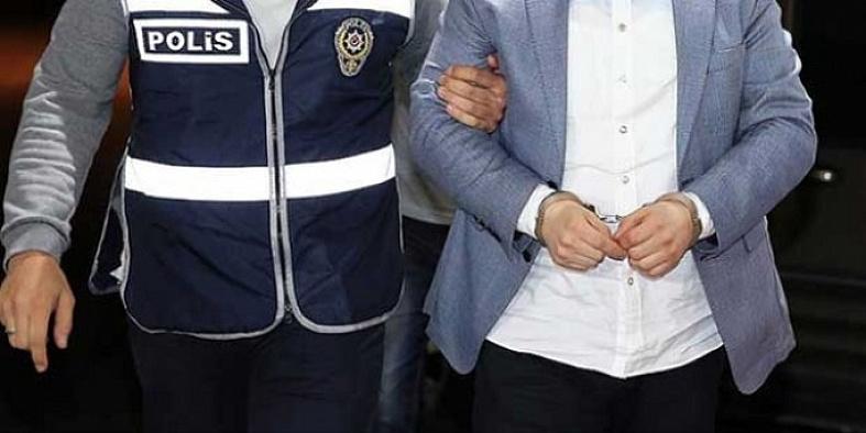 Manisa'da görevli savcı gözaltına alındı