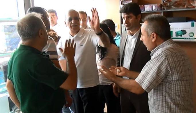 Ahmet Türk ve Emin Irmak gözaltında