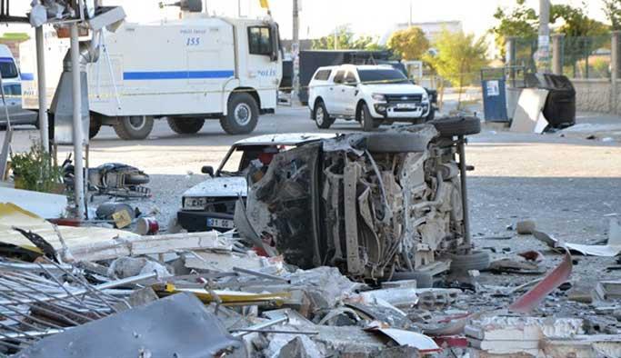 Mardin saldırısının faili köy evinde öldürüldü