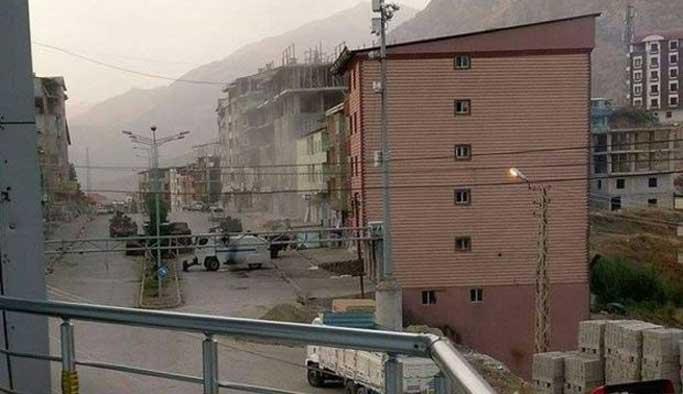 Mardin Savur'da sokağa çıkma yasağı