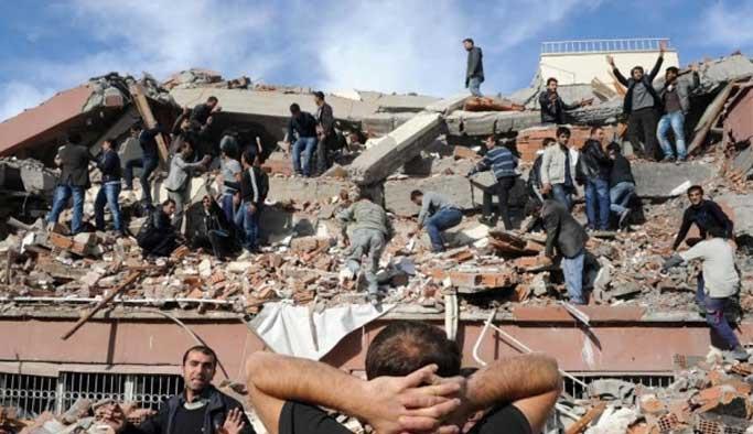 Marmara Depremi 17. Yılı'nda anılıyor