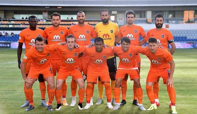 Medipol Başakşehir lig perdesini açıyor