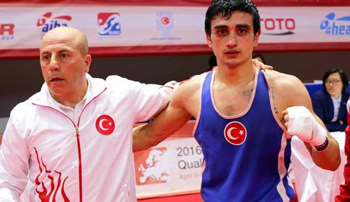 Milli boksör Gözgeç Rio'da elendi