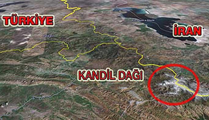 MİT konum verdi ancak darbeciler PKK liderlerini vurmadı