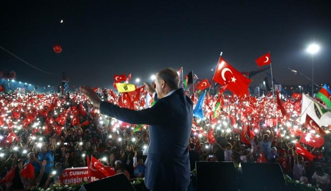 Mitingden sonra, ABD Gülen'i tavrı değişti