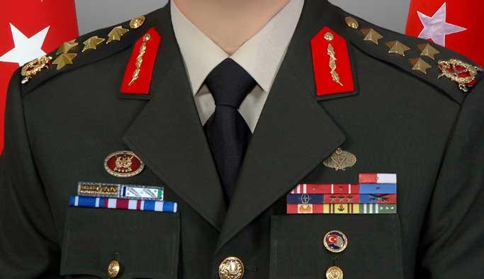 MSB kuvvet komutanlıklarına 167 general atadı