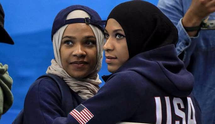 Müslüman Sporcuların Rio 2016 madalya çoşkusu