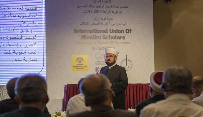 Müslüman Alimler: Darbe girişimi İslam ümmetini hedef almıştır