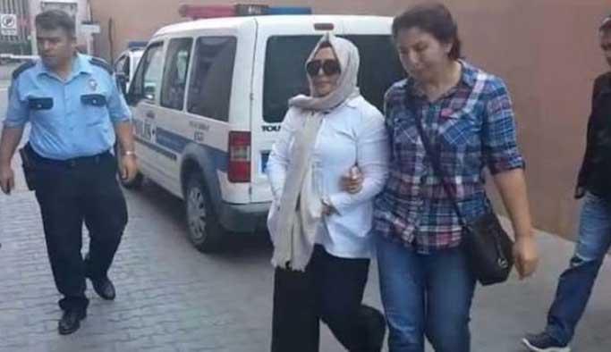 Mustafa Boydak'ın eşi de gözaltında