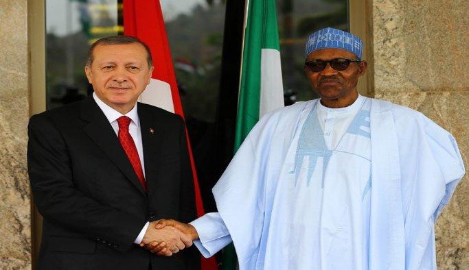 'Nijeryalılar Yenikapı'daki mitingden çok etkilendiler'