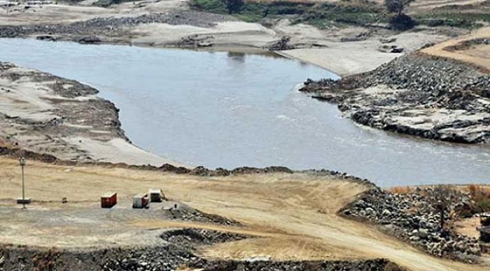 Nil Hedasi Baraj projesi 2017'de tamamlanacak