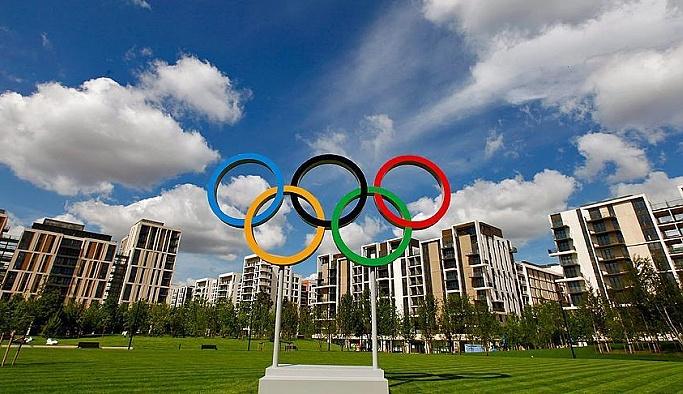Olimpiyatlar tarihe tanıklık ediyor