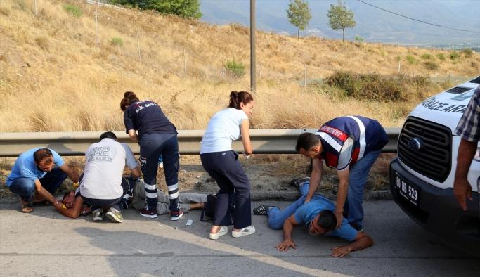 Osmaniye'de trafik kazası: 3 ölü, 5 yaralı