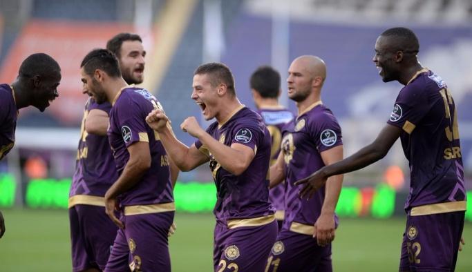 Osmanlıspor, Midtjylland maçına hazırlanıyor