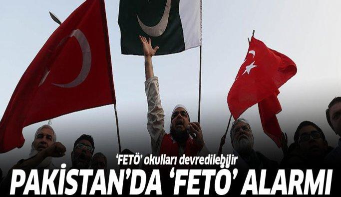 Pakistan'da bulunan FETÖ okullarının Türkiye'ye devredilmesi