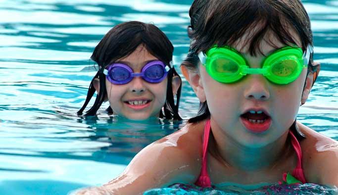 Pis havuz suları, dış kulak iltihabına neden oluyor