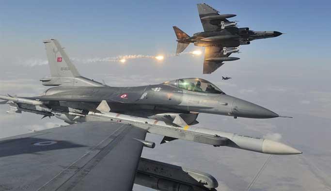 PKK hedeflerini vurmayan pilotlara inceleme