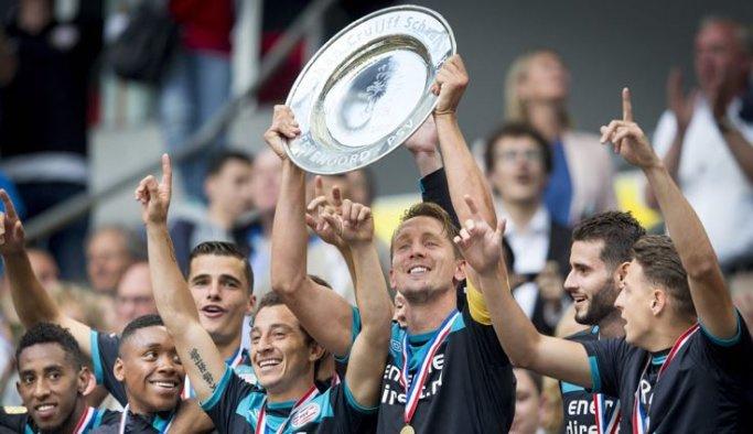 PSV, Johan Cruyff Kupası'nı kazandı