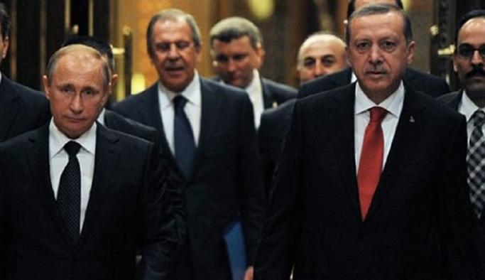 Cumhurbaşkanı Erdoğan, Türkiye'ye hareket etti