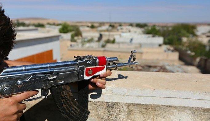 Esad'ın hışmına uğrayan PYD'ye ABD sahip çıktı