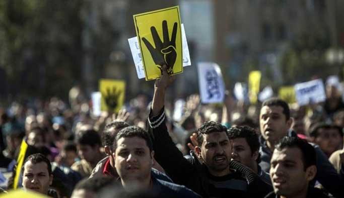 Rabia katliamı 3. Yılı'nda anılıyor