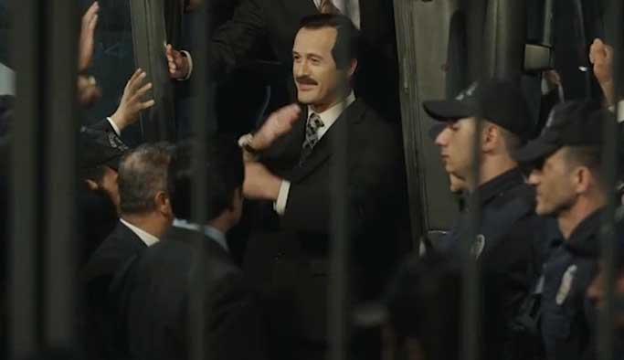 'Reis' filminin fragmanı yayınlandı