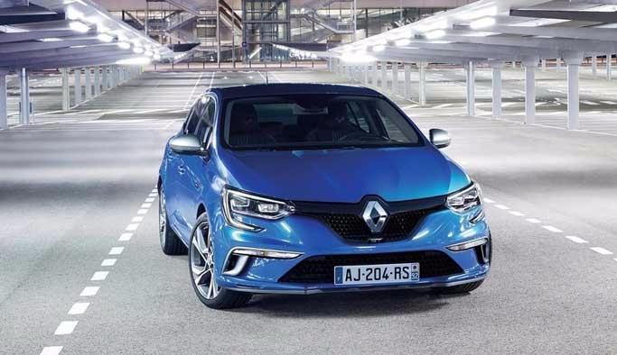 Renault'nun GT-Line versiyonu son çeyrekte satışa çıkacak