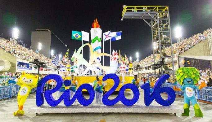 Bugün Rio 2016'da 5 dalda mücadele sürecek
