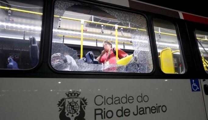 Rio 2016'da saldırı, 3 gazeteci yaralandı