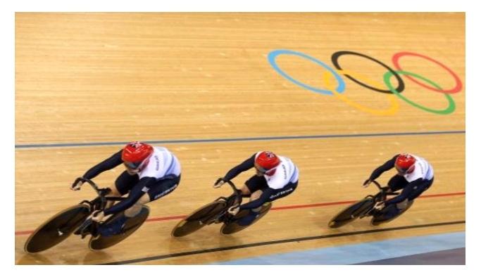 Rio 2016 Pist bisikletinde madalya