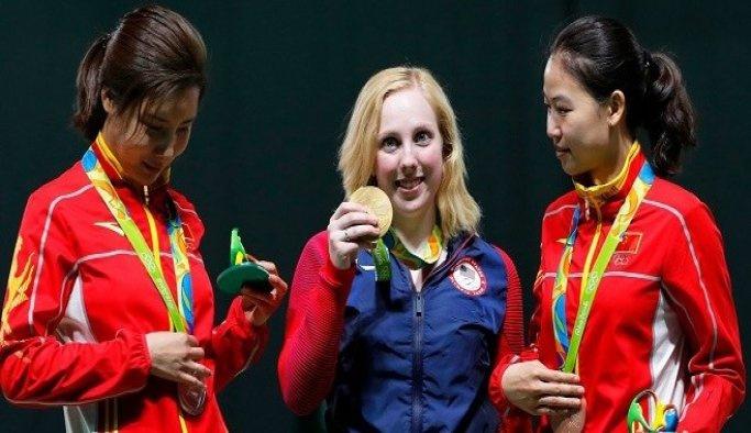 Rio 2016, ilk altın madalya sahibini buldu