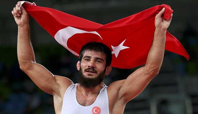 Rio'da Türkiye'ye bir madalya daha