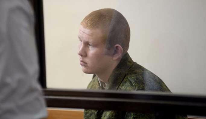 Rus asker'e müebbet