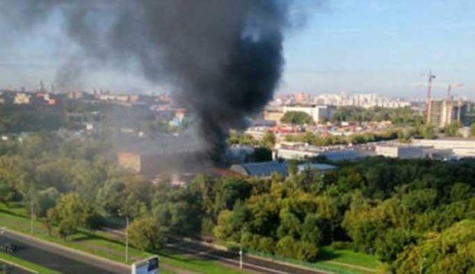 Rusya'da yangın faciası: En az 16 ölü