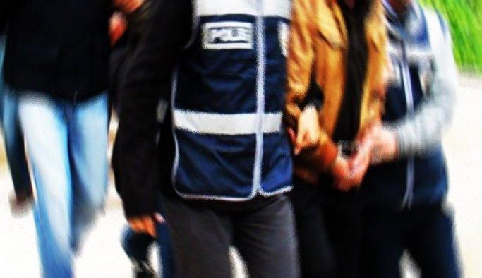 Samsun'da  9 kişi tutuklandı