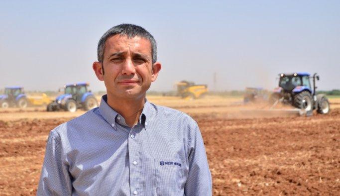'Satılan traktörleri Türk Traktör üretiyor'