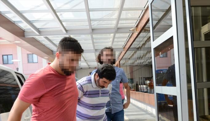Savcı Beyaztaş'ın, Suriye'ye kaçarken yakalanması