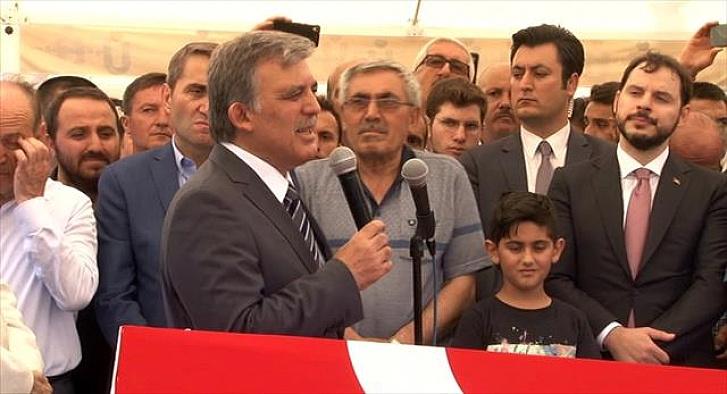 Şehit Hasbal, son yolculuğuna uğurlandı