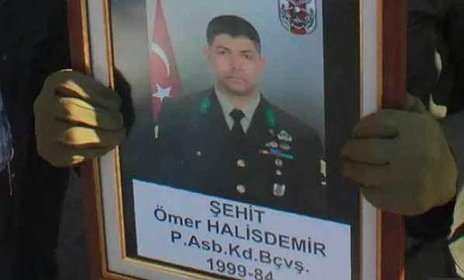 Şehit Ömer Halisdemir'in adı Anadolu'da ölümsüzleşti