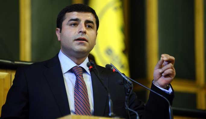 Demirtaş: Erdoğan'ı kandırmaya devam ediyorlar