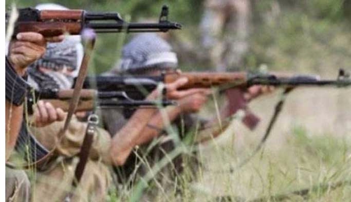 Siirt'te Karakola saldırı