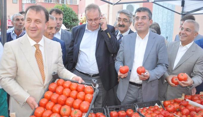 Silivri Değirmenköy Domates Festivali