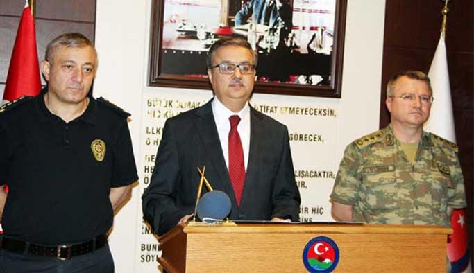 Şırnak İl Jandarma Komutanı gözaltında