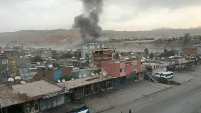 Şırnak'ta patlama, iki çocuk yaralandı