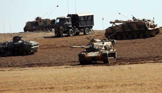 Suriye harekatının adı 'Fırat Kalkanı'