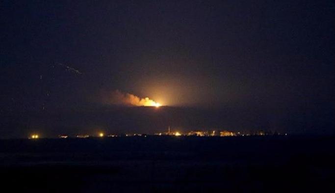 Suriye operasyonundan ilk görüntüler VIDEO
