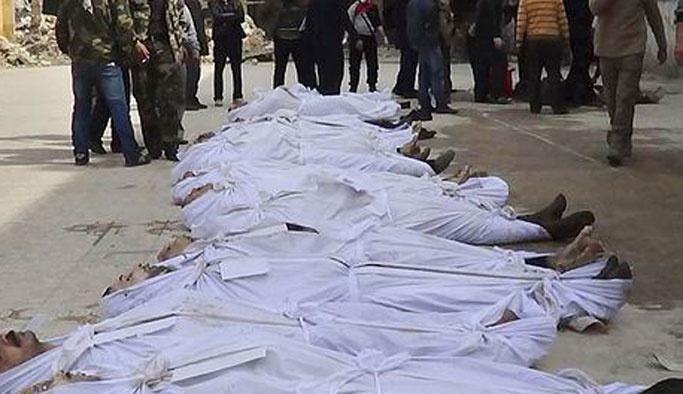 Suriye'de 30 kimliksiz cenaze sorunu